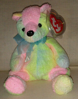 4a990785459 TY BEANIE BABY Mellow the Bear 7.5