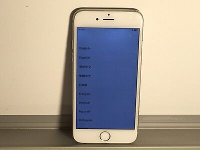 Apple iPhone 6 A1549 Silver 64GB AT&T For Parts Only - Read Carefully