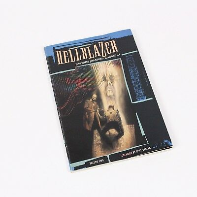 Hellblazer Volume 2 1989 UK Edition First Printing Collectable