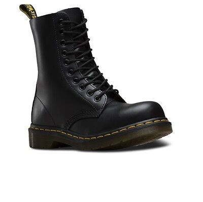 Dr Martens 1919 Black Fine Haircell Boot