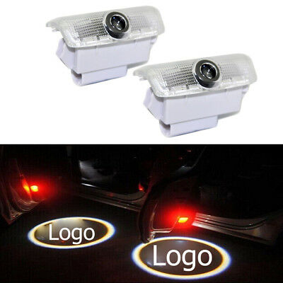 2pcs LED Door Logo Laser Courtesy Projector Shadow Welcome Light for Infiniti
