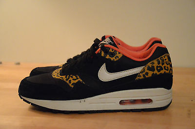 Nike Air Max Black Leopard