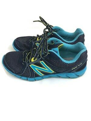 f7e3b7777acc New Balance Womens Running Shoes Athletic Sneakers 7.5 Blue Gym Workout