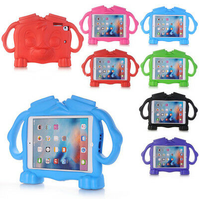 Kids Shockproof iPad Case Cover EVA Foam Stand For Apple iPad Mini 1 2 3 LN