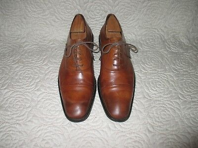 e52aa109efdb1 ADAM DERRICK BLACK Oxfords To Boot New York Mens Shoes SIZE 11 Made ...