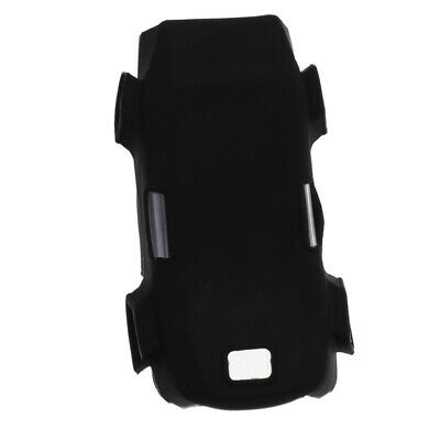 Lightweight Dustproof Silicone Body Cover Protective For DJI SPARK RC Black