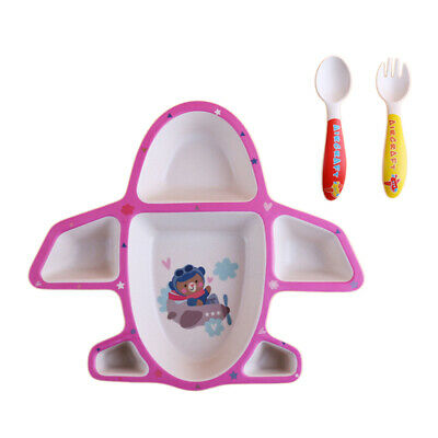 Baby Capable The Wiggles Section Plate Divided Plate Toddler Kids Girls Boys Wiggles Plate Ne Bowls & Plates
