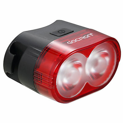 Gaciron Cycling Smart Visual Warning Safety Light Bike LED