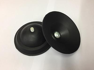 Replacement Rubber Cups (ONLY) for Ladder Safety Rubber Suction Feet (Pair)
