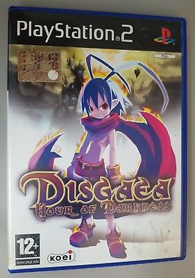 Disgaea Hour of Darkness PS2 - Playstation 2