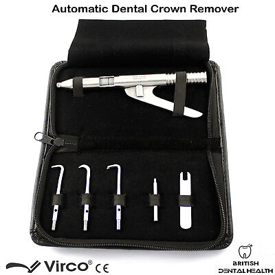 Crowns Removal Gun with Accessories,  Automatic Crown Bridge Remover Save £50 CE
