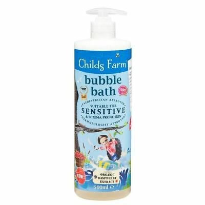 Childs Farm Bubble Bath for Bucaneers 500ml (PACK OF 4)