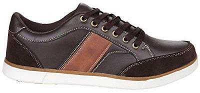 Men's Stonehaven Brown Shoes- Lightweight Casual - Breathable Lining