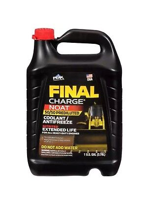 🔥Peak Final Charge Extended Life Antifreeze 50/50 FXA053🔥