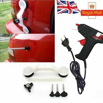Car Body Panel Repair Kit Diy Bodywork Dent Remover Ding Puller Removal Tool Set