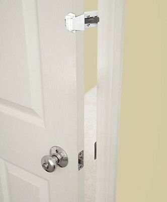 Safety 1st No Drill Top of Door Guard   New!! Beige.   Baby Safety