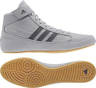 Adidas Havoc Grey Wrestling Shoes