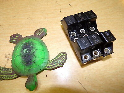 6 Allen Bradley Thermal Heater Element Relays W28 *Free Shipping*