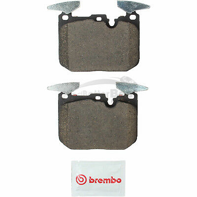 Brembo P06087 Rear Right Left Brake Pads Set With M-Tech Fits BMW 1 4 Series