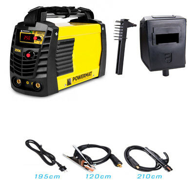 IGBT / Professional Welder Inverter 300AMP Weld Machine + Accessories