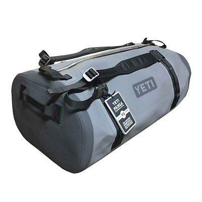 NEW Yeti Panga Submersible / Waterproof Dry Duffel Bag - Storm Gray - Choose Bag