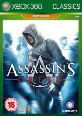 Xbox-Assassin`s Creed (Greatest Hits) (Xbox One Compatible (UK IMPORT)  GAME NEW