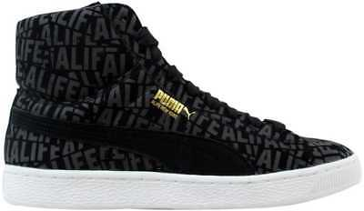 c3819d76d176 PUMA STATES MID x Alife Marble Mens White Leather High Top Sneakers ...