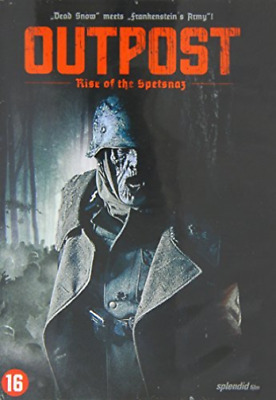 MOVIE-Outpost 3 - Rise of the Spetsnaz - Dutch Import  (UK IMPORT)  DVD NEW