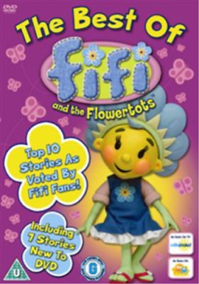 Fifi and the Flowertots: The Best Of  (UK IMPORT)  DVD NEW