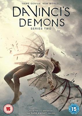 Elliot Cowan, Eros Vlahos-Da Vinci's Demons: Season 2  (UK IMPORT)  DVD NEW