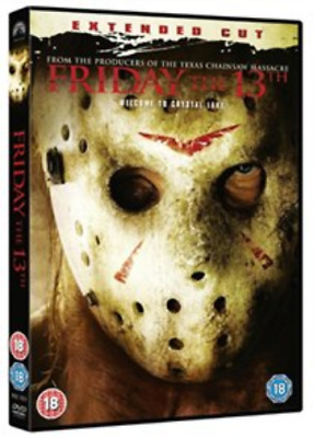 Derek Mears, Nana Visitor-Friday the 13th: Extended Cut  (UK IMPORT)  DVD NEW