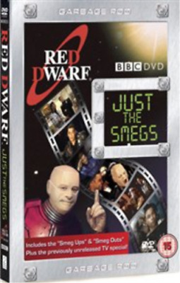 Chris Barrie, Danny John-Jules-Red Dwarf: Just the Smegs  (UK IMPORT)  DVD NEW