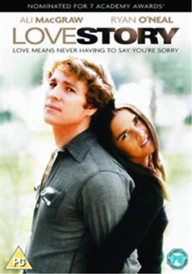 Ali MacGraw, Ryan O'Neal-Love Story  (UK IMPORT)  DVD NEW