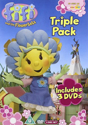Fifi and the Flowertots: Triple Pack Collection  (UK IMPORT)  DVD NEW
