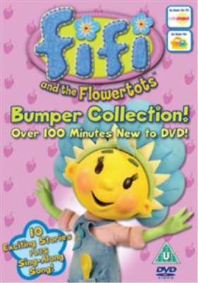 Fifi and the Flowertots: Bumper Collection  (UK IMPORT)  DVD NEW