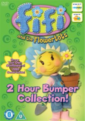 Fifi and the Flowertots: 2 Hour Bumper Collection!  (UK IMPORT)  DVD NEW