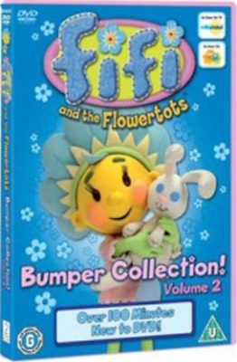 Fifi and the Flowertots: Bumper Collection - Volume 2  (UK IMPORT)  DVD NEW