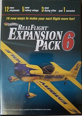 realflight expansion pack 6 serial number