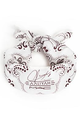 Mac Aaliyah Limited Edition Bandana Scarf Brand New