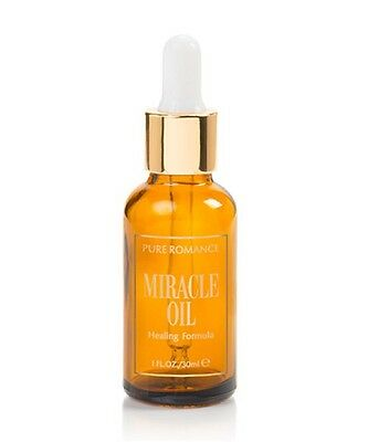 Pure Romance New! Miracle Oil A Skin Healing Formula!