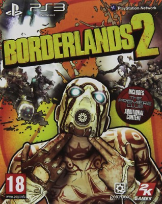 PS3-Borderlands 2 /PS3  (UK IMPORT)  GAME NEW