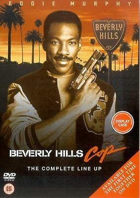 Beverly Hills - Cop Triple Feature Eddie Murphy, Ronny Cox Brand New Sealed DVD