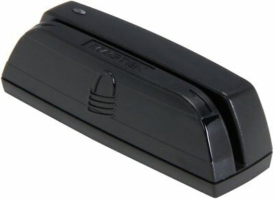 MagTek 21073062 Dynamag Magnesafe Triple Track Magnetic Stripe Swipe Reader with