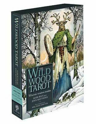 NEW The Wildwood Tarot By Mark Ryan Book with Other Items Free Shipping