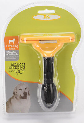 Royal wise deShedding Tool for Dogs  Cats - Short, Medium or Long Hair