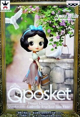 Q posket petit Disney Characters Snow White / 100% Authentic!