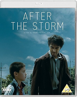 After The Storm  (UK IMPORT)  BLU-RAY NEW