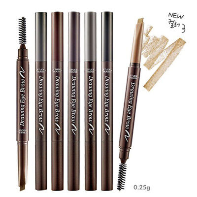 ETUDE HOUSE Drawing Eye Brow 0.25g 7 Color / BEST Korea Cosmetic