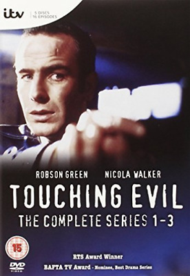 Robson Green, Nicola Walker-Touching Evil: The Complete Ser (UK IMPORT)  DVD NEW