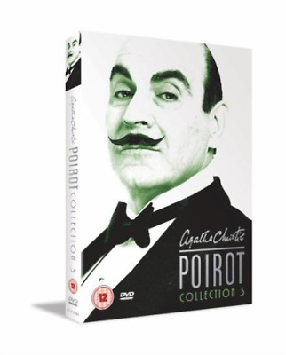 Agatha Christie's Poirot: The Collection 3  (UK IMPORT)  DVD NEW